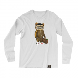 Longsleeve Hustle Tedd Dress Code