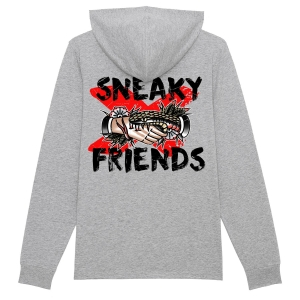 Longsleeve  z kapturem Sneaky Friends